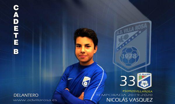 33_Nicolas Vasquez