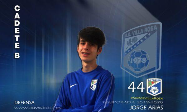 44_Jorge Arias