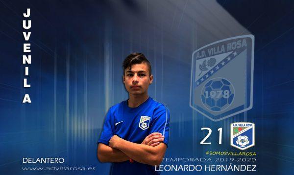 21_Leonardo Hernandez