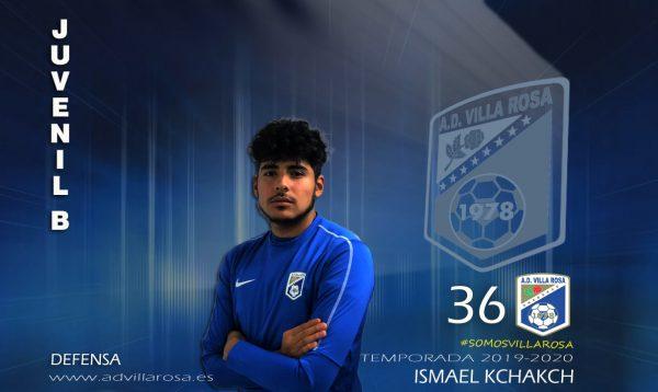 36_Ismael Kchakch
