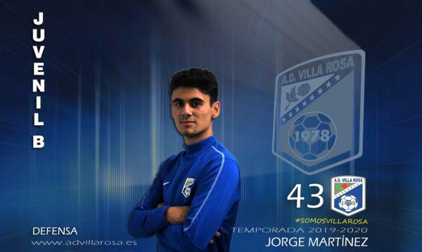 43_Jorge Martinez