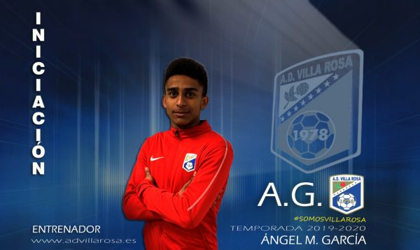 AG_Angel M Garcia INICIACION