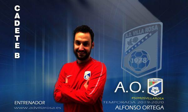 AO_Alfonso Ortega CADETE B