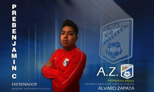 AZ_Alvaro Zapata PREBENJAMIN C