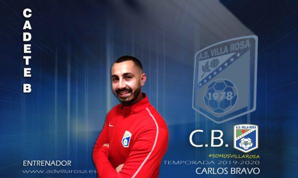 CB_Carlos Bravo CADETE B