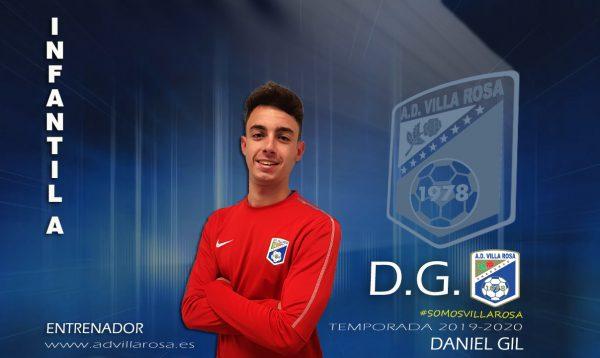 DG_Daniel Gil INFANTIL A