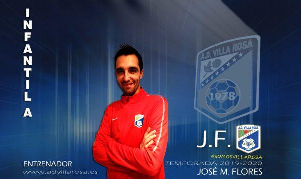 JF_Jorge M Flores INFANTIL A