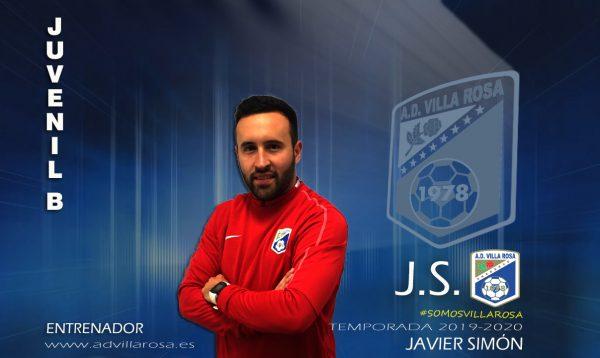 JS_Javier Simon JUVENIL B
