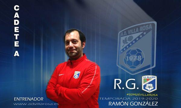 RG_Ramon Gonzalez CADETE A