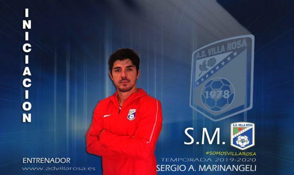 SM_Sergio A Marinangeli INICIACION