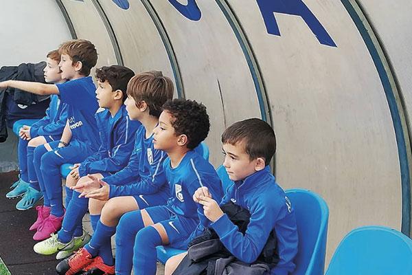 Fútbol 7 AD Villa Rosa