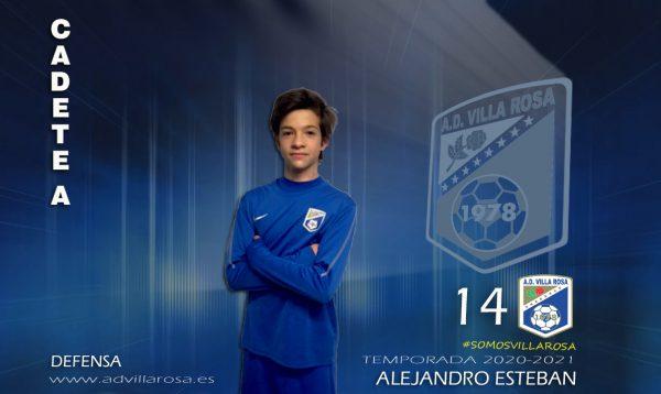 14_Alejandro Esteban