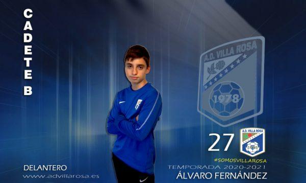 27_Alvaro Fernandez