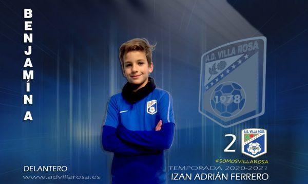 2_Izan Adrian Ferrero