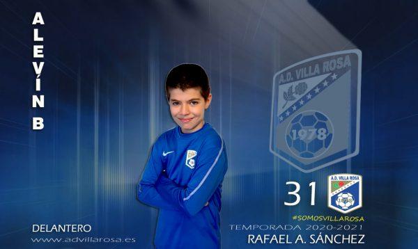 31_Rafael Antonio Sanchez