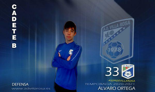 33_Alvaro Ortega
