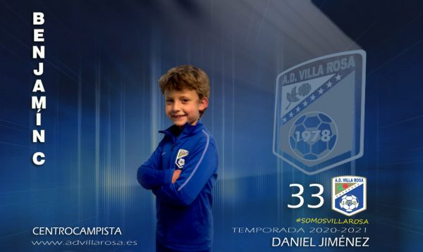 33_Daniel Jimenez