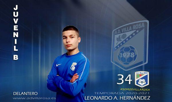 34_Leonardo A Hernandez