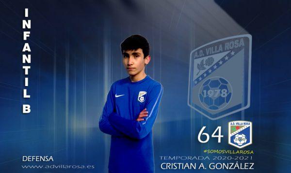 64_Cristian A Gonzalez