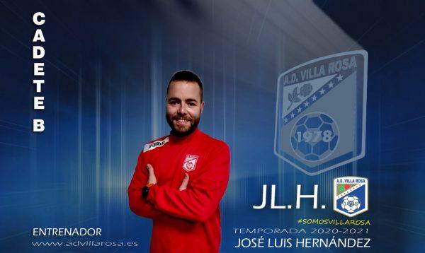 JLH_Jose Luis Hernandez CADETE B